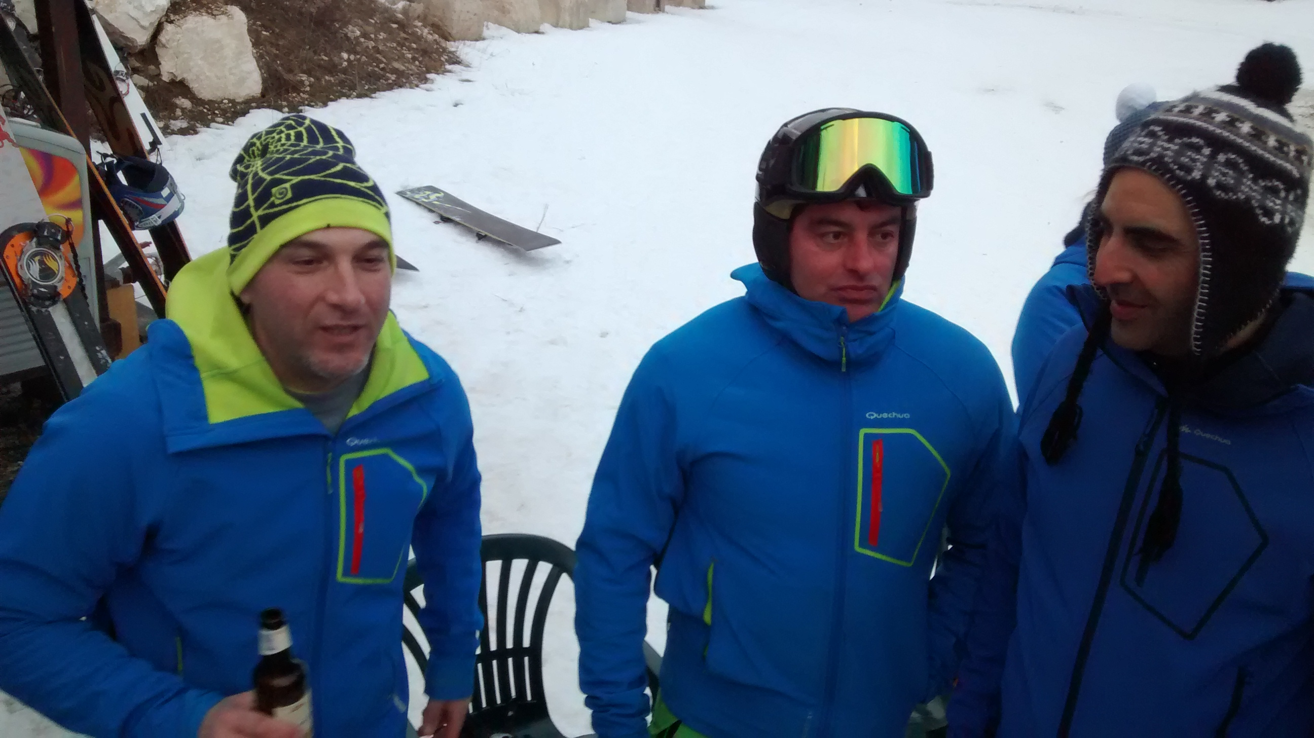 2016 Carvers Days Apres Ski Antonio Andrea Mario J 01