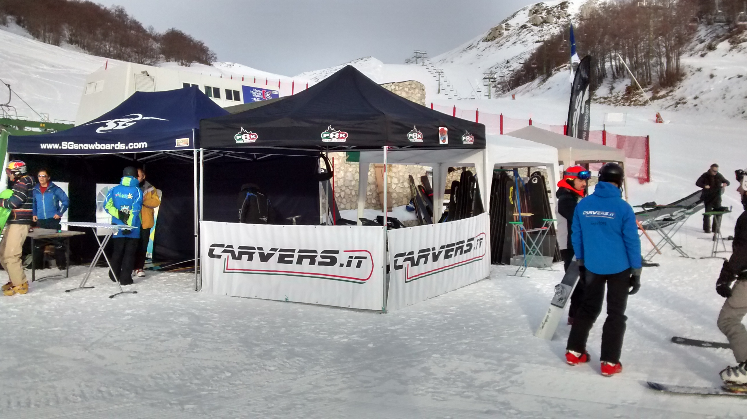 2016 Carvers Days J Stand 01