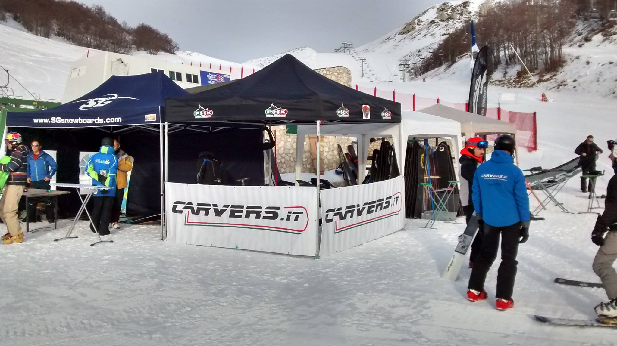 2016 Carvers Days Stand 11