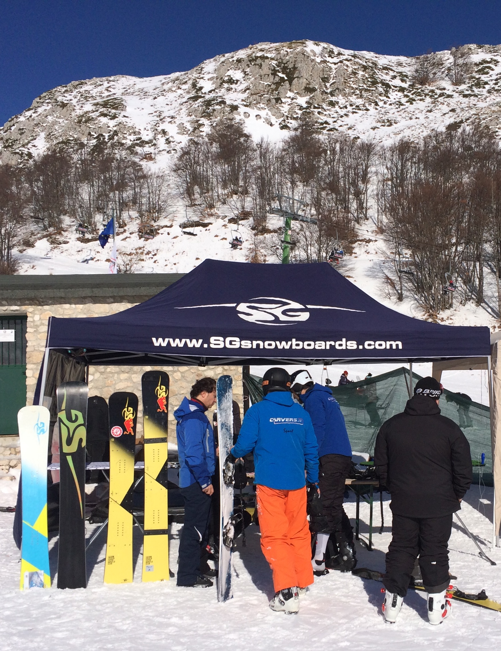 2016 Carvers Days Stand SG 01