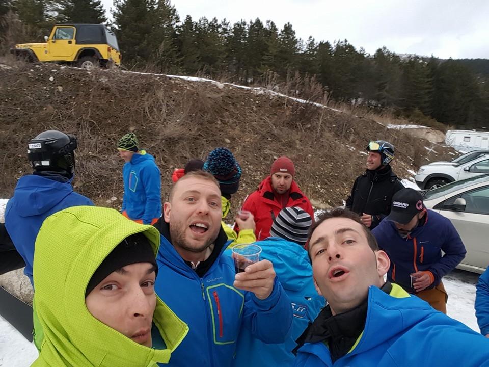 Carvers Days 2016 Apres Ski Simone Remo e Stylo